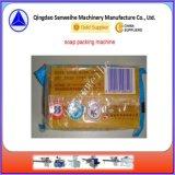 Type de conduite de servo de Lavage machine automatique d'emballage en mousse (SWSF-450)