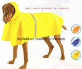 Le produit d'approvisionnement d'animal familier vêtx l'imperméable de crabot de couche