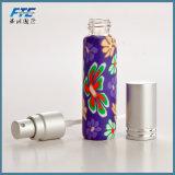 les bouteilles de parfum de l'atomiseur 10ml vident la petite bouteille en verre de jet de parfum