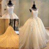 Дубаи мусульманских Ballgown Prom устраивающих свадебные платья платье платья