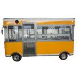 حديثة [تووبل] متحرّك بيتزا طعام عربة لأنّ عمليّة بيع