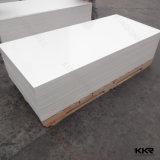 Kingkonreeのダイニングテーブル(180105)のための白によって修正されるアクリルの固体表面シート