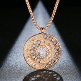 شبكة مجوهرات [روس] نوع ذهب مدلّاة نساء مجوهرات عقد