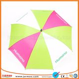 Commerce de gros coloré Parapluie de golf de haute qualité