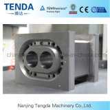 Barril plástico del tornillo del estirador del precio competitivo de Nanjing Tengda