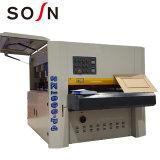 De Oppoetsende Machine van de Schuurmachine van de Borstel van de houtbewerking voor het Schuren van de Deur van de Keukenkast