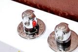 De populaire Ton van het Bad van de Draaikolk van de Jacuzzi van de Rechthoek Acryl met Hoofdkussen (tlp-659)