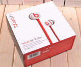 Flat Cable를 가진 최신 Selling Super Bass Sound Beats Earphones