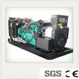 Produção combinada de calor e electricidade de energia 200kw conjunto gerador de gás de combustão