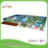 Campo da giuoco di plastica dell'interno per i bambini usati per il centro commerciale