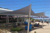 10 jaar van Garantie 13 Kleuren in de Zeilen van de Schaduw van het Strand van de Voorraad