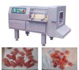 Машина мяса свинины обрабатывающих оборудований мяса, котор замерли Dicing