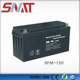 150 Ah batería de plomo ácido para uso doméstico