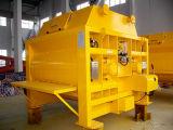 Js1000 de TweelingApparatuur van de Bouw van de Concrete Mixer van de Schacht voor Verkoop