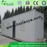 Camera modulare prefabbricata del contenitore della struttura d'acciaio