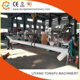 Banheira de venda de pelotas para os transportadores de correia de PVC para materiais a granel