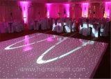 Het Huwelijk Door sterren verlicht Dance Floor van de Partij van de disco