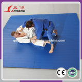 Couvre-tapis de lutte bon marché de déroulement de Flexi, couvre-tapis de roulis de gymnastique