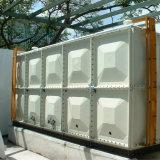Panel des Speicherwasser-Becken-GRP bauen Becken zusammen