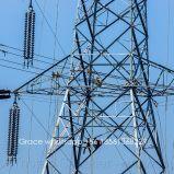 torretta d'acciaio del trasporto di energia di angolo di 110kv-500 chilovolt dalla fabbrica di produzione