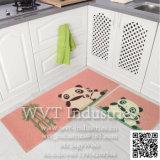 Fotos de cartón barato PVC Non-Slip ecológica al aire libre felpudo /Welcome mat