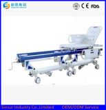 고품질 병원 조정가능한 수술장 수송 연결 들것