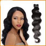 7A banheira de vender um cabelo humano Onda Corpo Brasileiro de extensão de cabelo