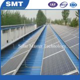 Solarhalter geworfene Dach-Solarhalterung-Sonnenkollektor-Einbaustruktur