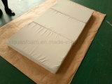 Het vouwen van Matras/de Matras van het Schuim/de Matras van de Verpakking van het Broodje/OpenluchtMatras/de Matras van de Stoel Cushion/OEM