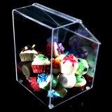 Храньте ясная акриловая коробка хранения конфеты