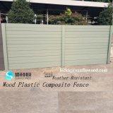 Het houten Plastic Samengestelde Houten Schermen van de Privacy van de Veiligheid van de Tuin