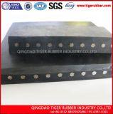 Resistente a ácidos/alcalino de cabo de aço correia transportadora de borracha