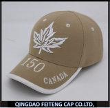Cappello 100% di baseball di alta qualità del poliestere