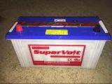 N100 12V100ah chargée sèche plomb-acide de batterie automatique