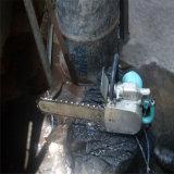 La catena di pietra concreta del diamante elettrico di serie di Zgs ha veduto la tagliatrice