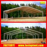 De Tent van de Schuilplaats van de Partij van de Koepel van het aluminium voor de Haven van de Sportwagen van het Huwelijk
