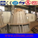 鋳造のスラグ鍋(スラグひしゃく) 1.5トンから120トン