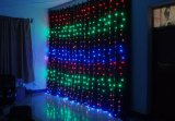 Twinkle Decoration LED Waterfall Holiday Festival Light para edifícios
