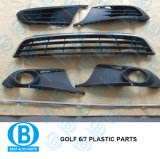 Изготовление решетки переднего бампера гольфа 6 от Китая