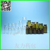 Glass Médico Vial para inyección