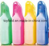 Alimentatore dell'acqua del cane del gatto della ciotola dell'alimento della bottiglia di acqua dell'animale domestico