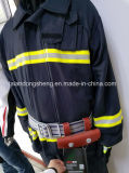 Мужская одежда Motoboy спасателей из нейлона Multi-Pocket светоотражающие спасения куртка-1