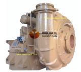 Pompe de dragage de récipient de gravier de sable de série de G/Wn