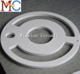 99.7% Peças Al2O3 resistentes ao calor cerâmicas da alumina
