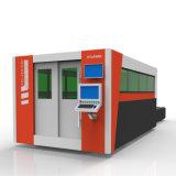 Metallfaser-Laser-Ausschnitt-Maschine CNC-1500W