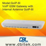 DBL nuevos productos VoIP Gateway GSM / GoIP-8I con antena interna