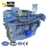 最もよい価格のWeichai 450HPの海洋のディーゼル機関のSteyrのボートエンジン330kw