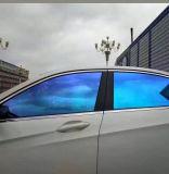 Пленка хамелеона сброса 100% UV, фасонирует цветастую автомобильную пленку, стекло окна автомобиля подкрашивая пленку