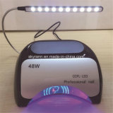 O design aberto 48W CCFL lâmpada UV LED de pregos para pistolas de secador