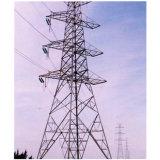 電気送電線鋼鉄力タワー
